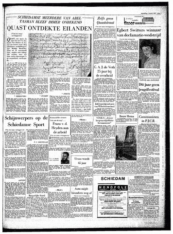 Rotterdamsch Parool / De Schiedammer 1964-03-04