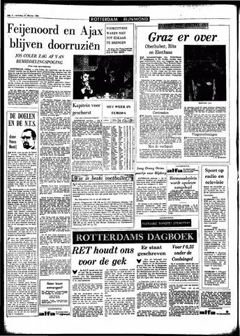 Rotterdamsch Parool / De Schiedammer 1966-10-22