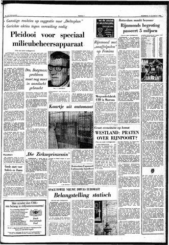 Trouw / De Rotterdammer 1970-08-19