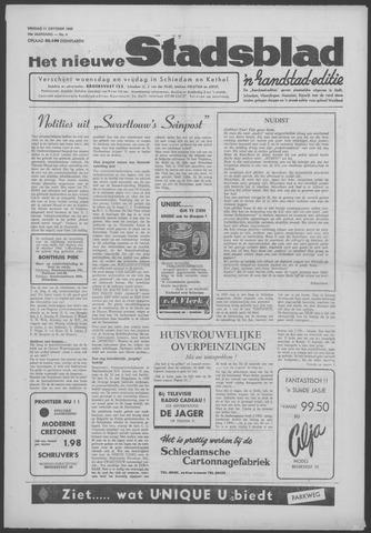 Het Nieuwe Stadsblad 1963-10-11