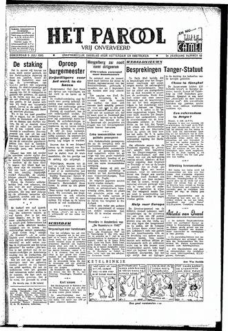 Rotterdamsch Parool / De Schiedammer 1945-07-05