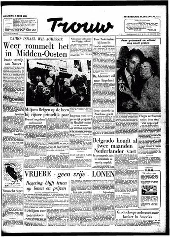 Trouw / De Rotterdammer 1959-06-08