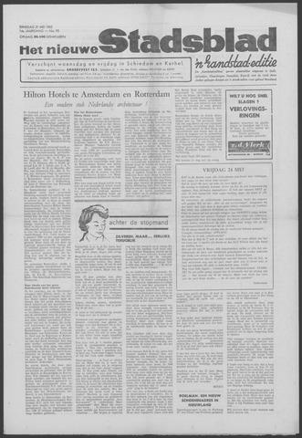 Het Nieuwe Stadsblad 1963-05-21