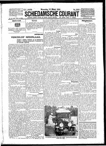Schiedamsche Courant 1935-03-13