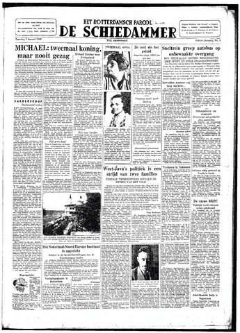Rotterdamsch Parool / De Schiedammer 1948-01-03