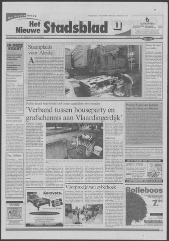 Het Nieuwe Stadsblad 1998-09-02