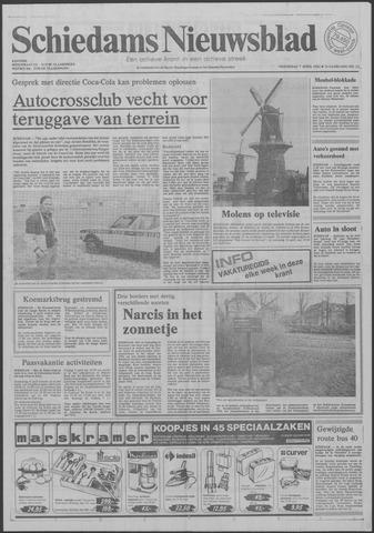 Schiedams Nieuwsblad 1982-04-07