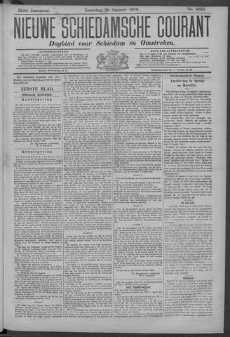 Nieuwe Schiedamsche Courant 1909-01-30
