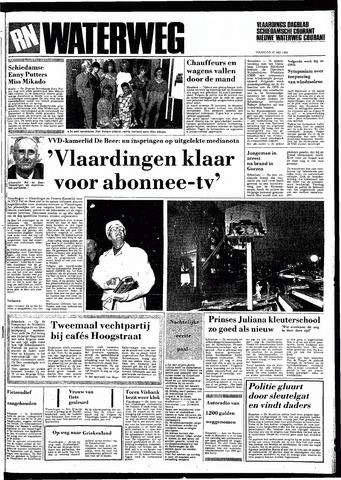 Rotterdamsch Nieuwsblad / Schiedamsche Courant / Rotterdams Dagblad / Waterweg / Algemeen Dagblad 1983-05-30