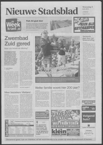 Het Nieuwe Stadsblad 2011-07-06
