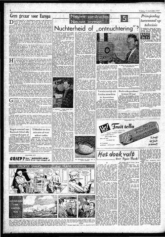 Rotterdamsch Parool / De Schiedammer 1957-09-13