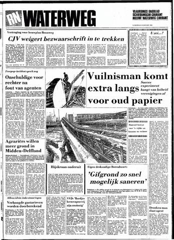 Rotterdamsch Nieuwsblad / Schiedamsche Courant / Rotterdams Dagblad / Waterweg / Algemeen Dagblad 1983-01-06