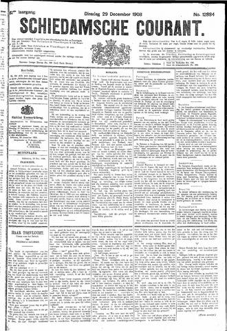 Schiedamsche Courant 1908-12-29