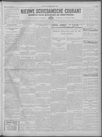 Nieuwe Schiedamsche Courant 1932-02-19