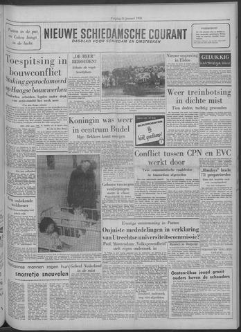 Nieuwe Schiedamsche Courant 1958-01-31