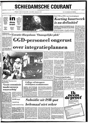 Rotterdamsch Nieuwsblad / Schiedamsche Courant / Rotterdams Dagblad / Waterweg / Algemeen Dagblad 1980-11-06