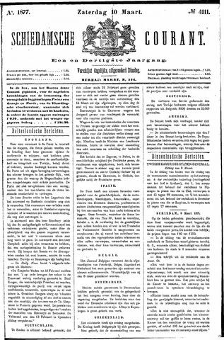 Schiedamsche Courant 1877-03-10