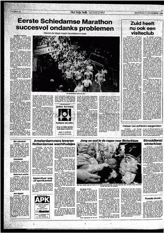 Het Vrije volk 1988-11-21
