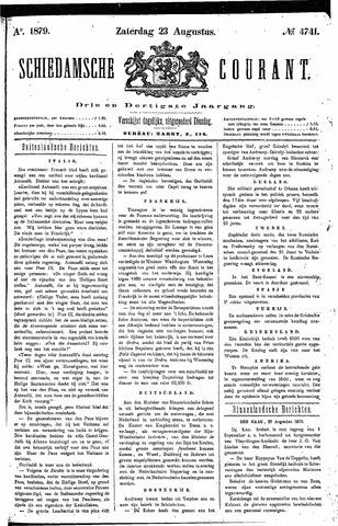 Schiedamsche Courant 1879-08-23