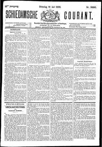 Schiedamsche Courant 1898-07-19
