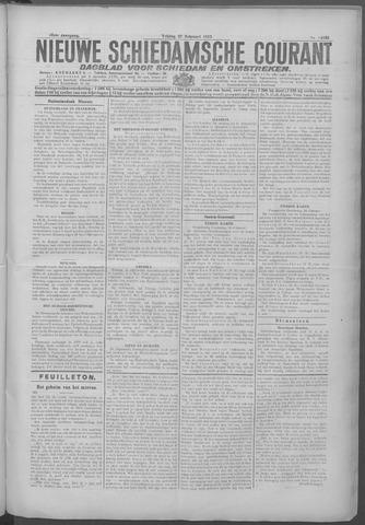 Nieuwe Schiedamsche Courant 1925-02-27