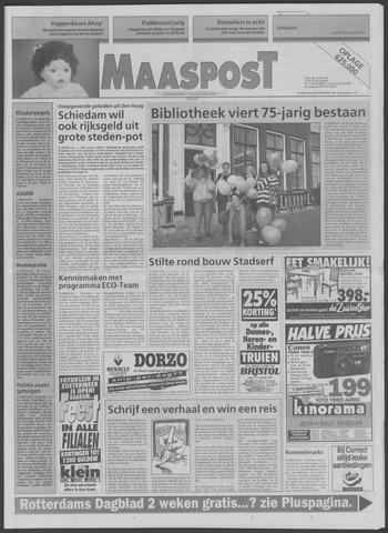 Maaspost / Maasstad / Maasstad Pers 1995-11-08