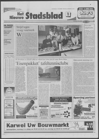 Het Nieuwe Stadsblad 1998-12-09
