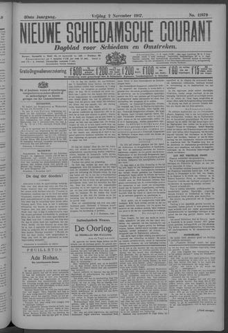 Nieuwe Schiedamsche Courant 1917-11-02