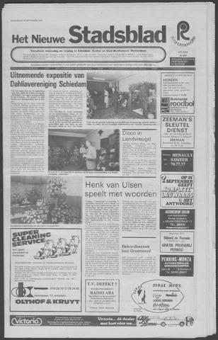 Het Nieuwe Stadsblad 1976-09-15