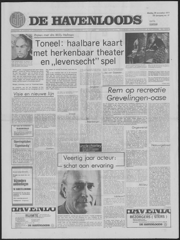 De Havenloods 1973-11-20