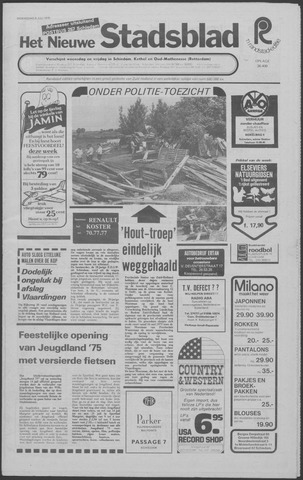 Het Nieuwe Stadsblad 1975-07-09