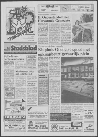 Het Nieuwe Stadsblad 1991-03-01