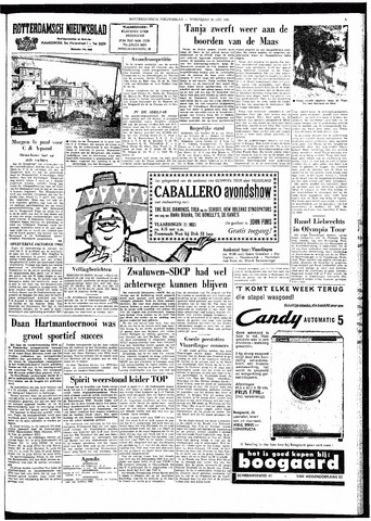 Rotterdamsch Nieuwsblad / Schiedamsche Courant / Rotterdams Dagblad / Waterweg / Algemeen Dagblad 1964-05-20