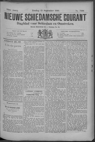 Nieuwe Schiedamsche Courant 1901-09-15