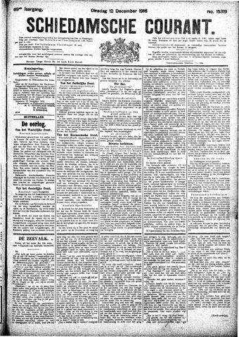 Schiedamsche Courant 1916-12-12
