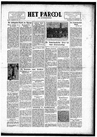 Rotterdamsch Parool / De Schiedammer 1946-09-18