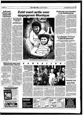 Het Vrije volk 1988-06-30
