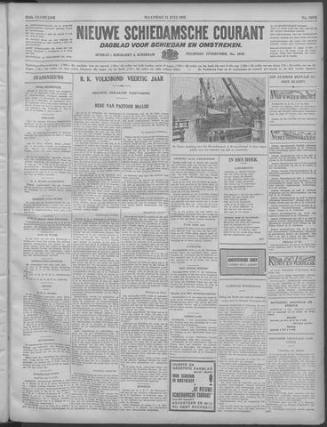 Nieuwe Schiedamsche Courant 1932-07-11