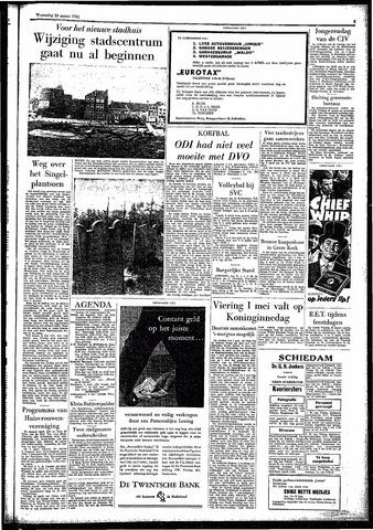 Rotterdamsch Parool / De Schiedammer 1961-03-29