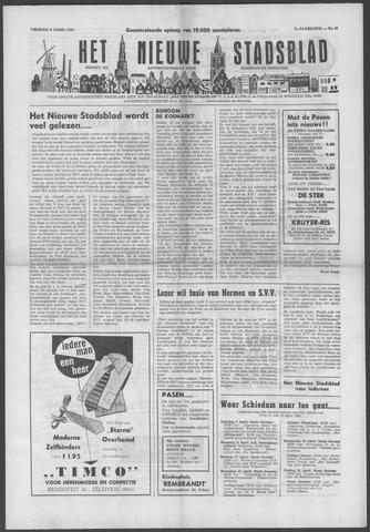 Het Nieuwe Stadsblad 1955-04-08