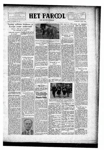 Rotterdamsch Parool / De Schiedammer 1946-04-06