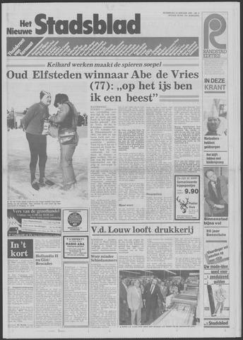Het Nieuwe Stadsblad 1985-01-23