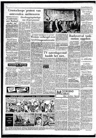 Rotterdamsch Parool / De Schiedammer 1957-10-28