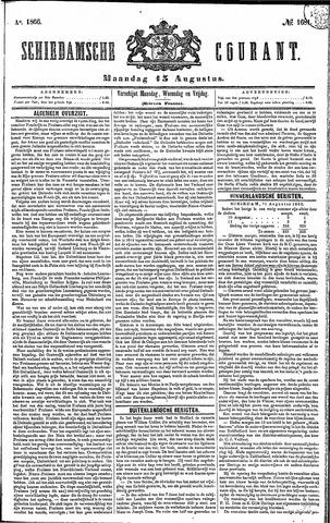 Schiedamsche Courant 1866-08-13