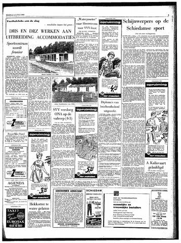 Rotterdamsch Parool / De Schiedammer 1963-07-19