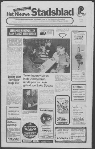 Het Nieuwe Stadsblad 1974-10-04
