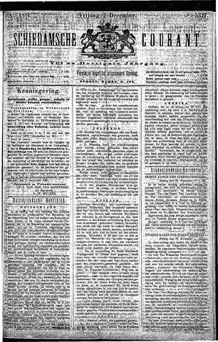 Schiedamsche Courant 1881-12-02