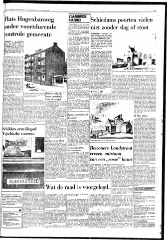 Rotterdamsch Nieuwsblad / Schiedamsche Courant / Rotterdams Dagblad / Waterweg / Algemeen Dagblad 1968-08-29