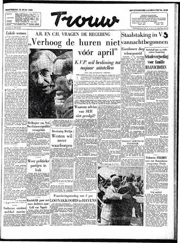 Trouw / De Rotterdammer 1959-07-15