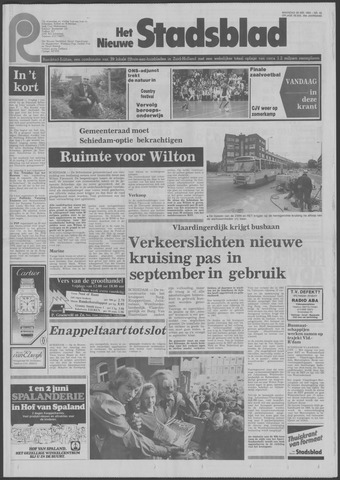 Het Nieuwe Stadsblad 1984-05-28